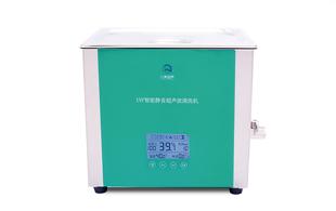 UVF智能静⾳超声波清洗机